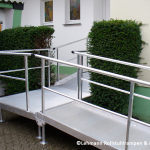 Panel Ramps with Platforms (4)