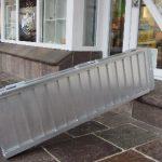 Aluminum Portable Ramp (2)