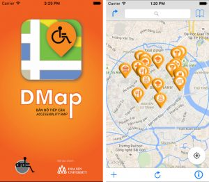 DMap by the DRD Vietnam