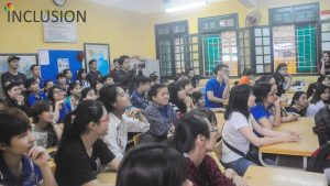Survey on actual situation of access architecture for Deaf & Hearing impaired in Hanoi